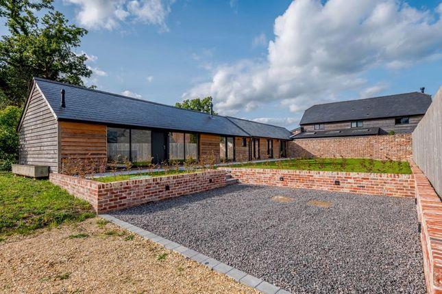 Thumbnail Barn conversion for sale in Bleak Hill, Harbridge