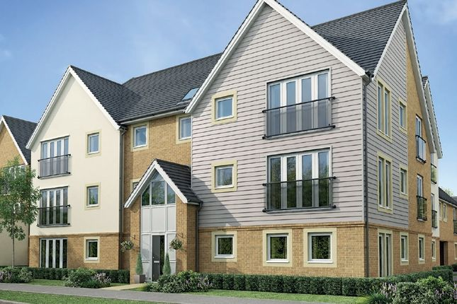 Thumbnail Flat for sale in Riverside View, New Quay Road, Lancaster, Lancashire