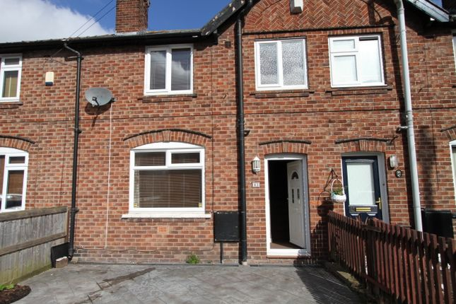 Thumbnail Terraced house to rent in Prenton Place, Chester, Cheshire