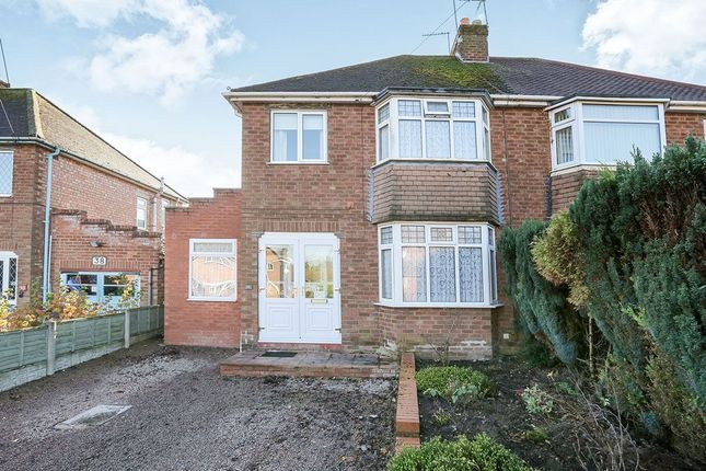 Thumbnail Semi-detached house for sale in Pendeford Mill Lane, Codsall, Wolverhampton
