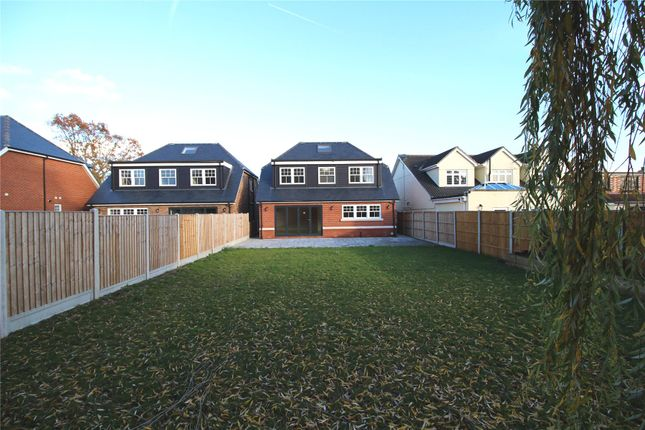 Thumbnail Detached house for sale in Thorndon Avenue, West Horndon, Brentwood, Essex