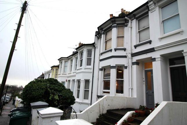 Thumbnail Flat to rent in Havelock Road, Brighton