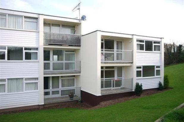 Thumbnail Flat to rent in Devon View, Warren Road, Dawlish Warren, Dawlish