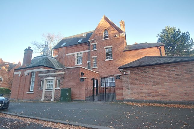 Thumbnail Flat for sale in Cavendish Crescent South, The Park, Nottingham