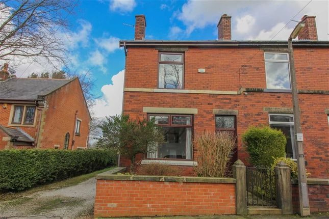 Thumbnail End terrace house to rent in Rowlands Road, Bury, Greater Manchester