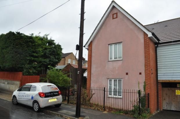 Thumbnail Maisonette for sale in Shafto Road, Ipswich
