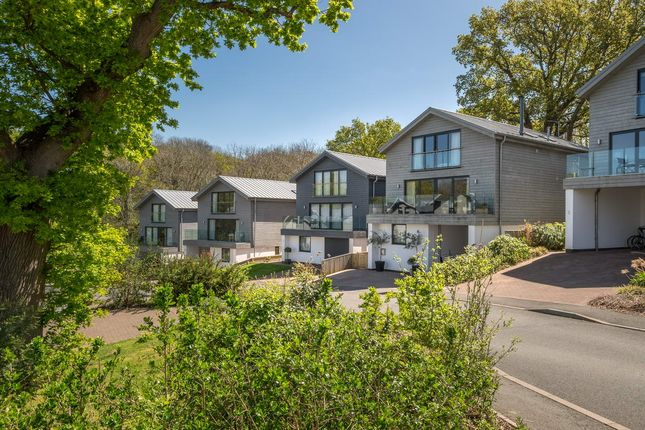 Thumbnail Detached house for sale in Solent Lawns, Gurnard, Cowes, Isle Of Wight