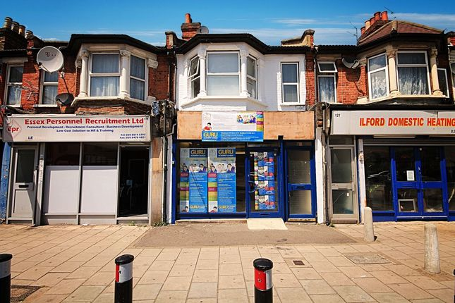 Thumbnail Land for sale in Ley Street, Ilford