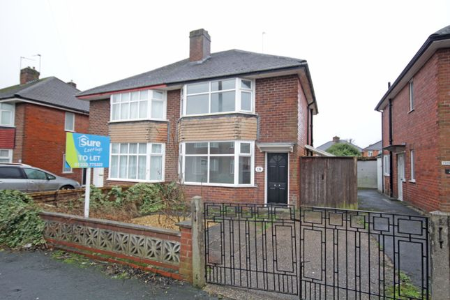 Thumbnail Semi-detached house to rent in Stenson Avenue, Sunnyhill, Derby