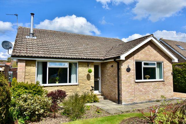Thumbnail Detached bungalow for sale in Farmanby Close, Thornton-Le-Dale, North Yorkshire