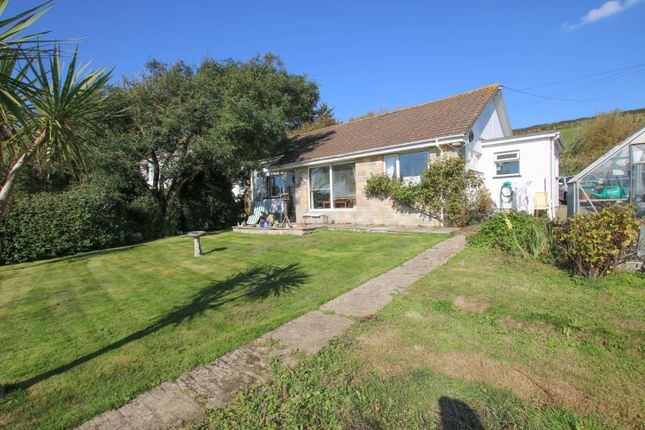 Thumbnail Detached bungalow for sale in Croyde, Braunton