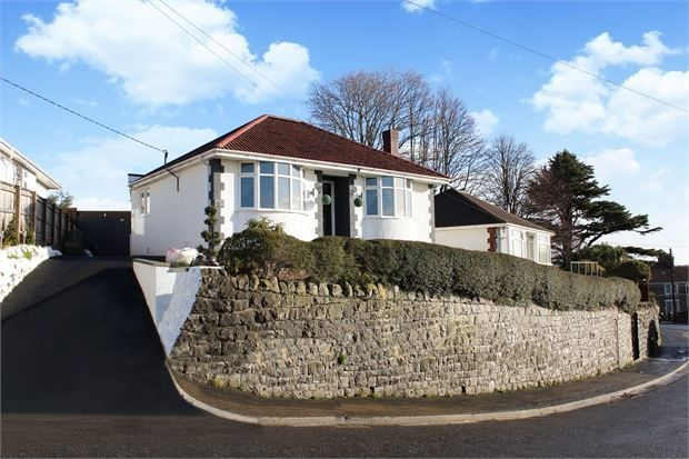 Thumbnail Detached bungalow for sale in Pine Hill, Worle, Weston-Super-Mare, North Somerset.