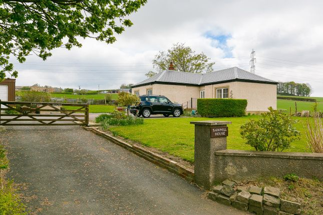 Thumbnail Detached bungalow for sale in B6414, Dalkeith