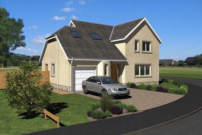 Thumbnail Detached house for sale in The Maxwell, East Broomlands, Kelso