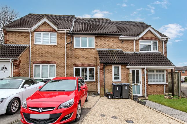 2 bed terraced house to rent in Foxley Close, Warminster BA12