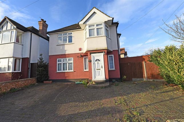 Thumbnail Semi-detached house to rent in The Drive, Morden