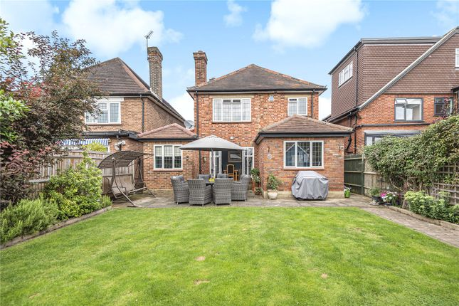 Thumbnail Detached house for sale in Orchard View, Uxbridge, Middlesex