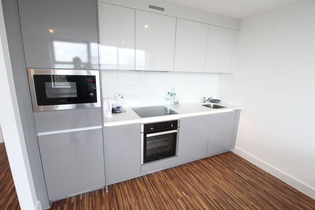 Kitchen Area of Westpoint, 501 Chester Road, Manchester M16