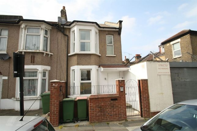 Thumbnail End terrace house to rent in Prestbury Road, Forest Gate, London