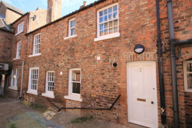 Thumbnail Cottage to rent in Market Place, Thirsk