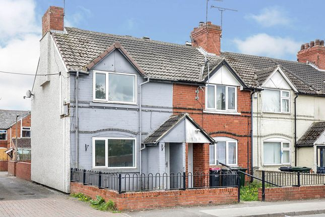 3 bed end terrace house for sale in Doe Quarry Lane, Dinnington, Sheffield, South Yorkshire S25