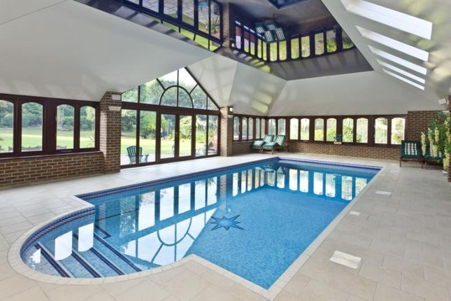 Thumbnail Detached house for sale in Granville Road, St. George's Hill, Surrey