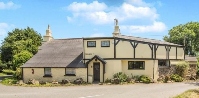 Thumbnail Detached house for sale in Looe, Cornwall, United Kingdom