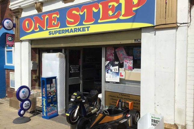 Thumbnail Retail premises for sale in Goldthorpe Road, Goldthorpe, Rotherham