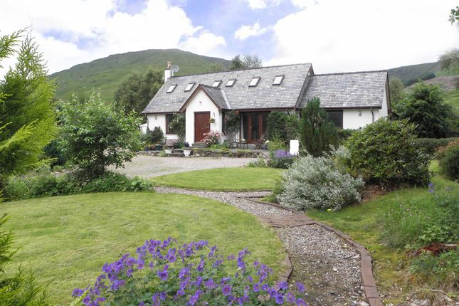 Thumbnail Detached house for sale in Corriebeg, Kinlocheil, Fort William