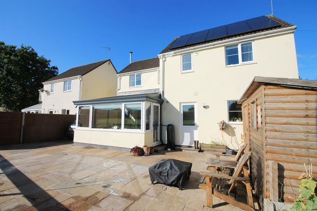 Thumbnail Detached house for sale in Chapel Lane, Claverham, North Somerset