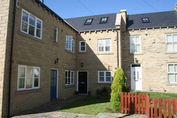 Thumbnail Town house to rent in Kirkham Street, Rodley, Leeds