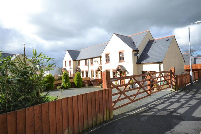Thumbnail Semi-detached house for sale in Llys Y Crofft, Whitland