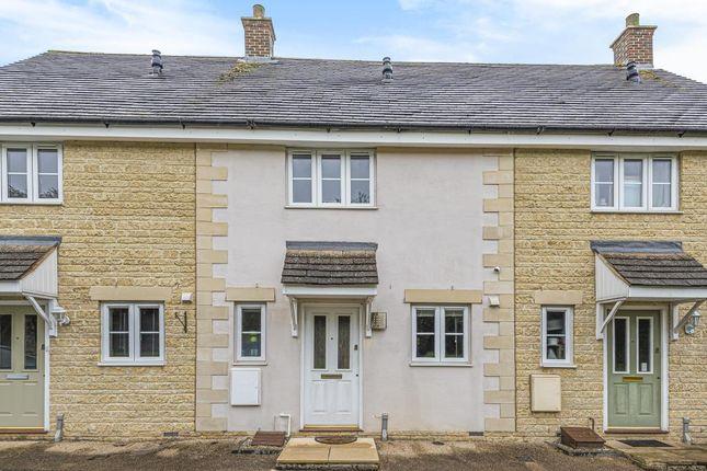 Thumbnail Terraced house to rent in Stocks Lane, Carterton