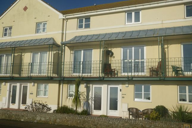 Thumbnail 4 bed terraced house to rent in Lyme Mews, The Esplanade, Seaton