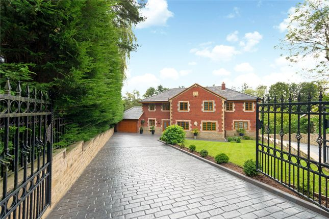 Thumbnail Detached house for sale in Ravenhurst Drive, Bolton
