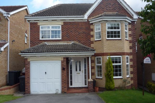 Thumbnail Detached house to rent in Westminster Close, Bramley, Rotherham, South Yorkshire