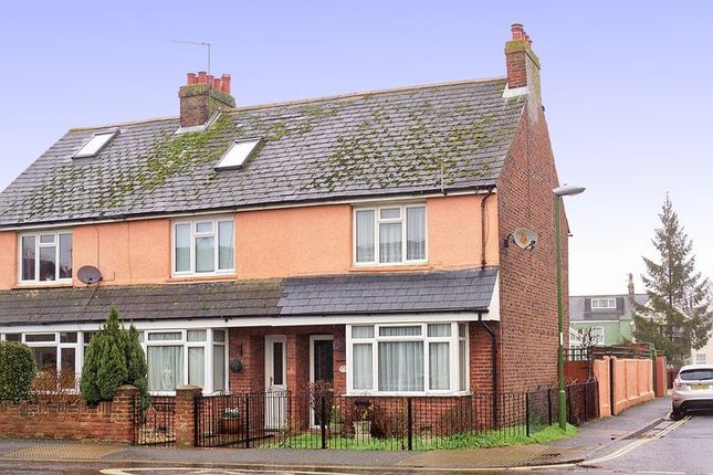Thumbnail Terraced house for sale in Kingsham Avenue, Chichester