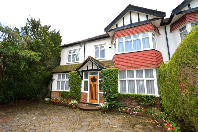Thumbnail Semi-detached house for sale in The Mall, Southgate