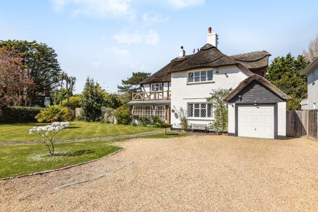 Thumbnail Detached house for sale in The Fairway, Aldwick Bay Estate, Aldwick, Bognor Regis