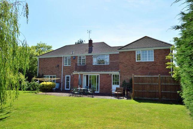 Thumbnail Detached house for sale in Bushy Cross Lane, Ruishton, Taunton, Somerset