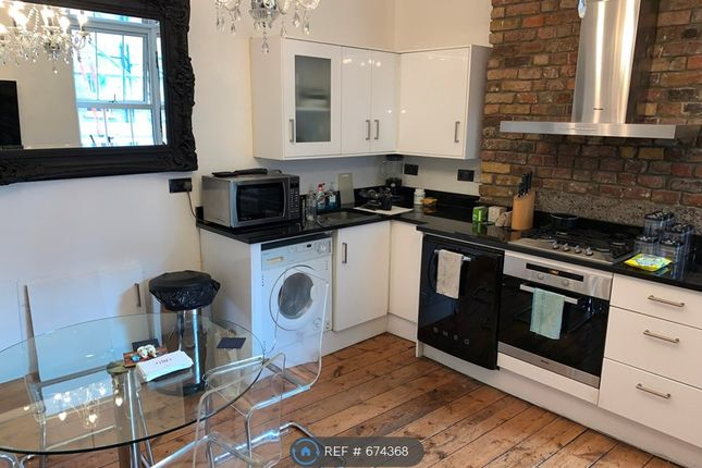 Kitchen/Diner of Cosway Mansions, London NW1
