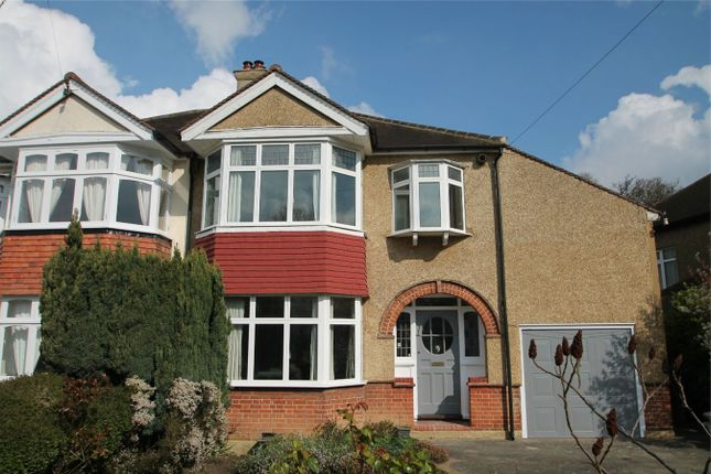 Thumbnail Semi-detached house to rent in The Avenue, West Wickham, Kent
