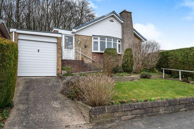 Thumbnail Detached bungalow for sale in Aston Close, Dronfield, Derbyshire