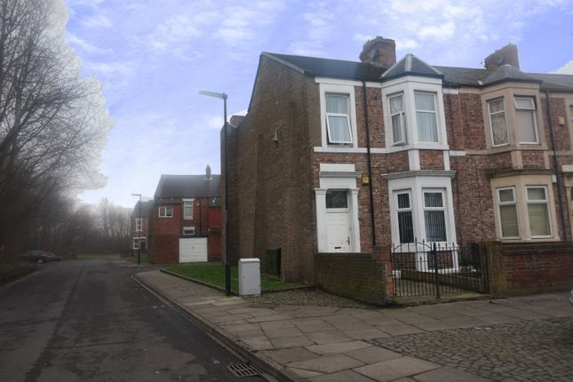 Front of The Avenue, Wallsend NE28