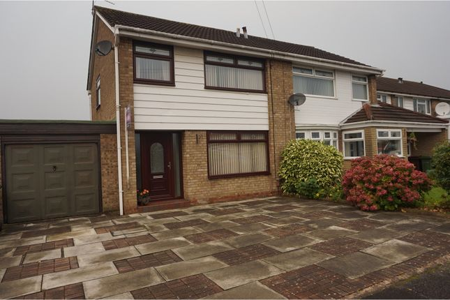 Thumbnail Semi-detached house for sale in Stangate, Maghull