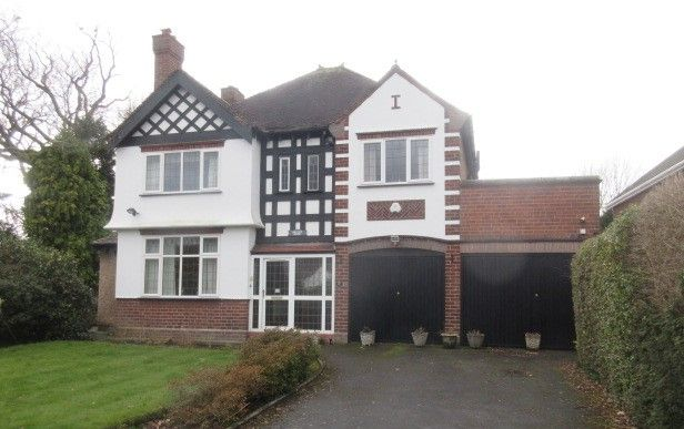 Thumbnail Detached house for sale in Keepers Lane, Wolverhampton