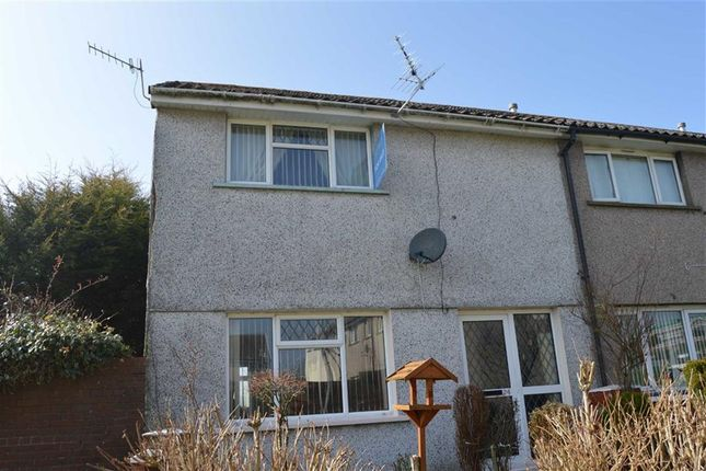 Thumbnail Terraced house for sale in Birch Grove, Gurnos, Merthyr Tydfil