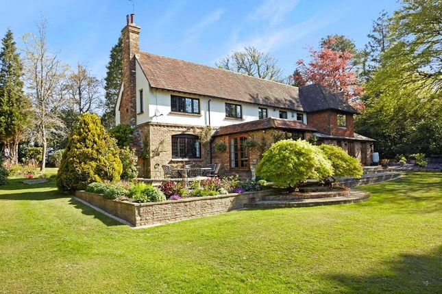 Thumbnail Detached house for sale in Possingworth Park, Cross In Hand, Heathfield, East Sussex