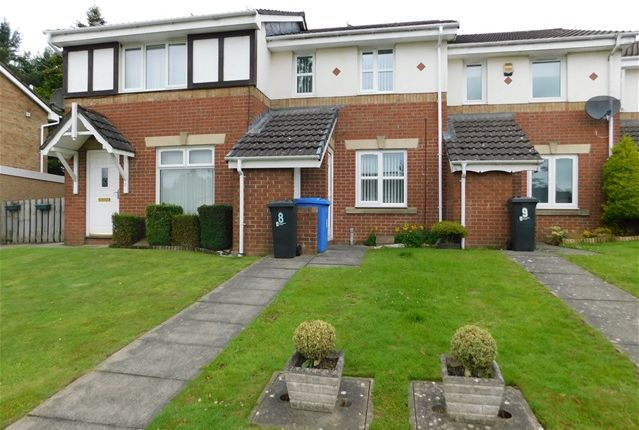 Thumbnail Terraced house to rent in Fintry Avenue, Deans, Livingston