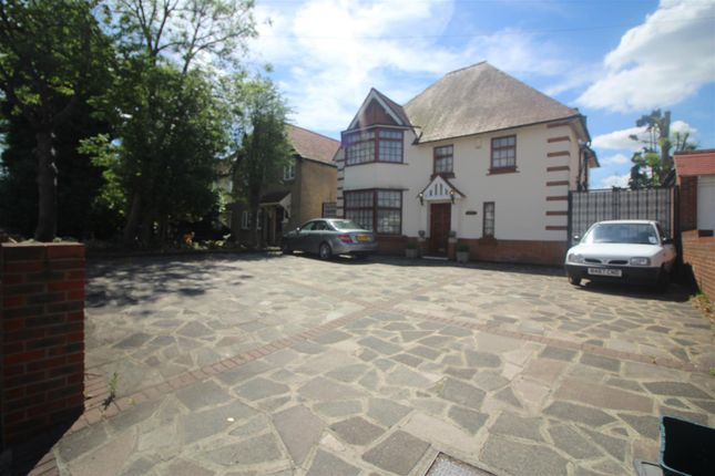 Thumbnail Detached house for sale in Church Lane, West Cheshunt, Herts